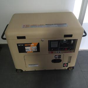 6.0kw Simple Operating Diesel Generator Set pictures & photos
