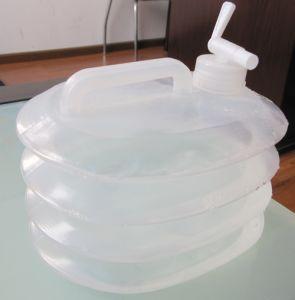 5L/10L/15L/20L PE Transparent&Collapsible Water Carrier pictures & photos