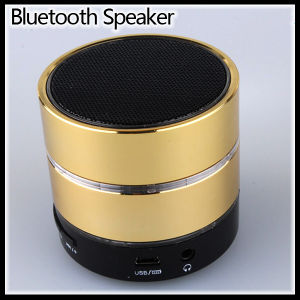 Portable Support Micro TF Card with LED Light Wireless Bluetooth Speaker pictures & photos