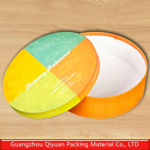 4 Colors High Quality Round Paper Gift Box (RM1019)