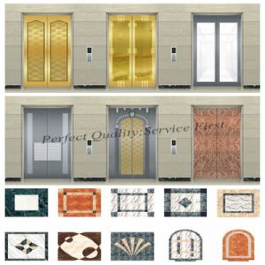Hot Sale 0.4m/S Passenger Elevator Home Lift Without Machine Room pictures & photos