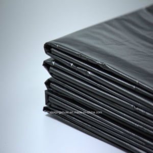 HDPE Black and More Color Trash Bag pictures & photos