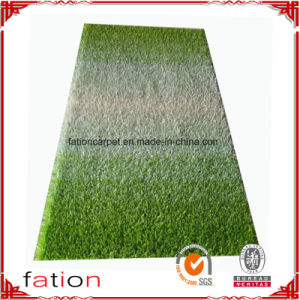 Gradient Color Special Chinese Knot Designs Handmade Area Rug Shaggy Carpet pictures & photos