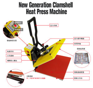 Factory Sale New High Pressure Heat Press Machine pictures & photos