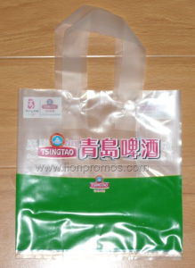 Beer Promotional Gift Packing Plastic Bag pictures & photos