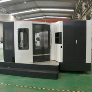 Lathe Machine Tools CNC Horizontal Machining Center (H63/3) pictures & photos