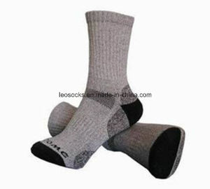 Outdoor Sport Cotton Winter Socks (DL-MS-118) pictures & photos