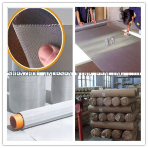SUS314# 316# 304# 306#Stainless Steel Wire Mesh pictures & photos