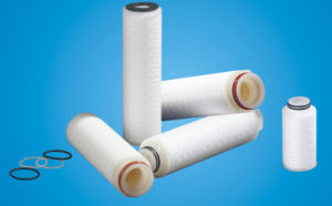 Folding Microporous Membrane Water Filter pictures & photos