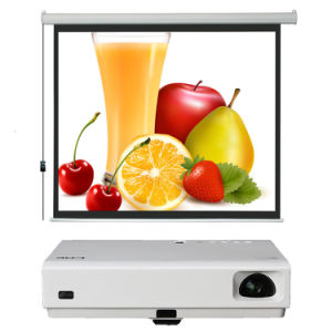 Cheap Price of Motorized Projector Screen Electric Projection Screen
