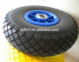 PU/PVC Wheel 260X50 for European Market pictures & photos