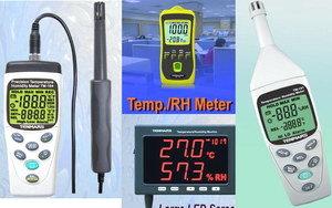Humidity and Temperature Meter TM-Xxx pictures & photos