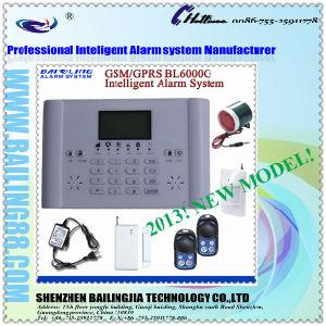 Support 99 Wireless Zones GSM Intelligent Alarm System (BL-m-6000G)