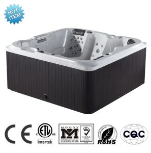 Monalisa Jacuzzi Outdoor SPA in High End Above Ground (M-3354) pictures & photos