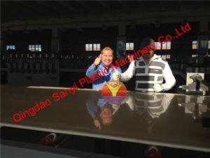 WPC Machine/PVC Foam Board Production Line pictures & photos