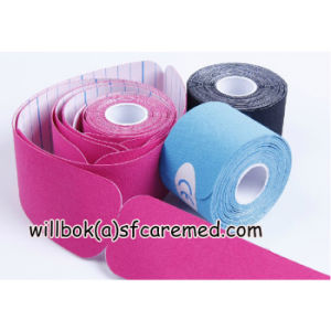 Kinesio Muscle Relief Sports Tape pictures & photos