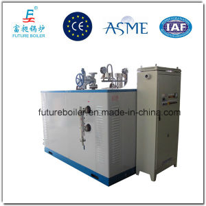 Chinese Horizontal Electric Steam Boiler 500kg pictures & photos