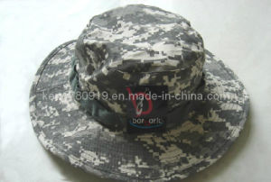 Camouflage Fashion Hat with Lining (DH-58D451) pictures & photos