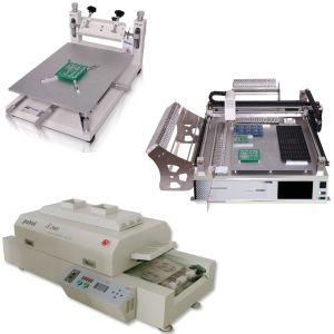 Efficient SMT Production Line for LED PCB Assembly pictures & photos