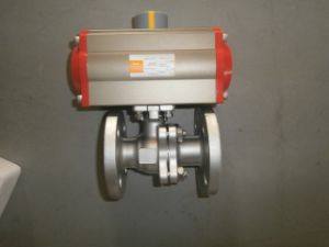 Pneumatic Actuator - Three Position Actuator Optional pictures & photos
