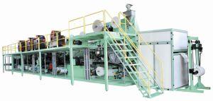 Full-Sevo Baby Diaper Production Line (YC-YNK500-SV)