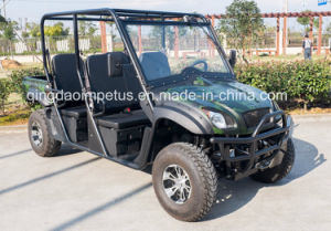 2017 New Design High Quality 4-Seat 5kw Electric UTV pictures & photos