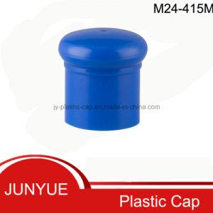 (M24-415M) Mushroom Shape Plastic Bottle Screw Cap Closers pictures & photos