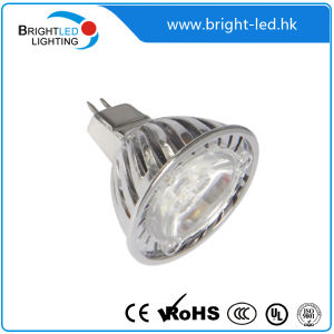 3*1W 3W LED Spot Lighting MR16/Gu10W/E27 Base pictures & photos