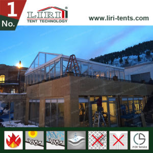 Complete Transparent Marquee pictures & photos