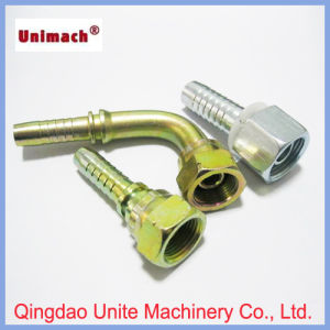 Qingdao Jic Male/Female Hydraulic Hose Fitting / Pipe Fitting (16711) (26711) pictures & photos