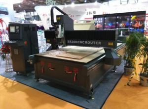 CNC Engraving Cutting Engraver Machine for Wood Making pictures & photos