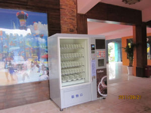 Snack and Cold Drink and Coffee Vending Machine (LV-X01) pictures & photos