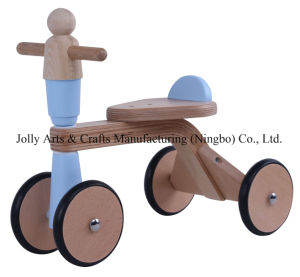New and Popular Kids Tricycle, Cheap Wholesale Kids Baby Walker, Hot Sale Wooden Ride on Toy for Kids pictures & photos