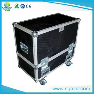 Flight Road Tour Case/ Casters for Plasma/LCD/Flatscreen TV up to 50′′ pictures & photos