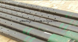 Slotted Sand Control Screen Pipe Casing Pipe pictures & photos
