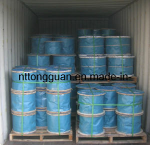 "Galvanized Steel Wire Rope 1/2"" Hot Sell pictures & photos"