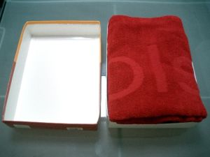 Cotton Towel with Gift Box (SST) pictures & photos