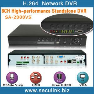8CH Internet D1 DVR/HVR (2008E)