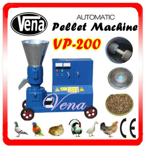 CE Approved High Quality Automatic Poultry Feed Pellet Mill Vpd-200 on Sale pictures & photos