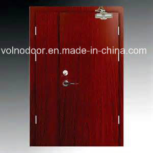 Diverse Materials Wooden Fire Door with BS 476 Standard pictures & photos