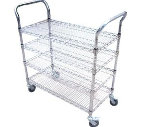 ESD Storage Trolley with High Quality pictures & photos
