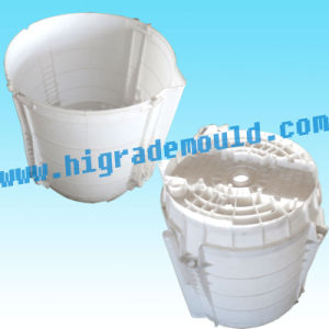 Plastic Mould/Injection Molding/Washing Machine Mould/Mould (Z-27) pictures & photos