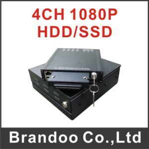 3G/4G Full HD 4CH 1080P Car DVR pictures & photos