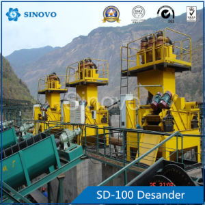 SD100 Desander for civilized construction and engineering pictures & photos