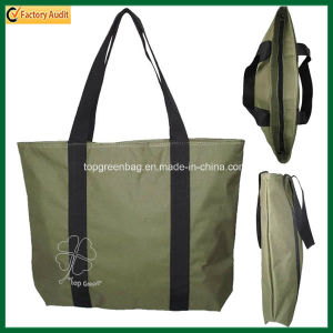 Customized Wholesale Nylon Tote Bag (TP-TB113) pictures & photos