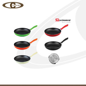 Colorful Aluminum Nonstick Frying Pan /Fry Pan