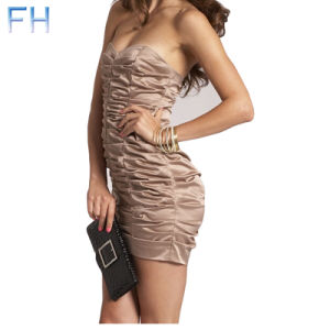 Ladies Fashion Dress (FH001)
