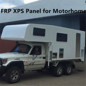 One Piece Seamless FRP XPS Composite Panel for Motorhome pictures & photos