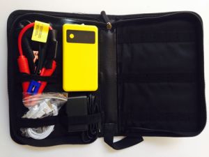 New Jump Starter with 12V Gasoline Cars, Charge Mobile, 8000mAh Power Bank pictures & photos