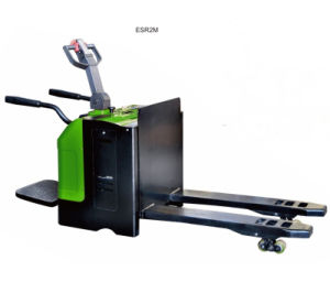 2t Electric Pallet Truck (EPT) pictures & photos